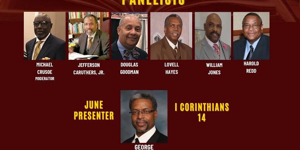 Preacher's Panel Discussion | June 2021