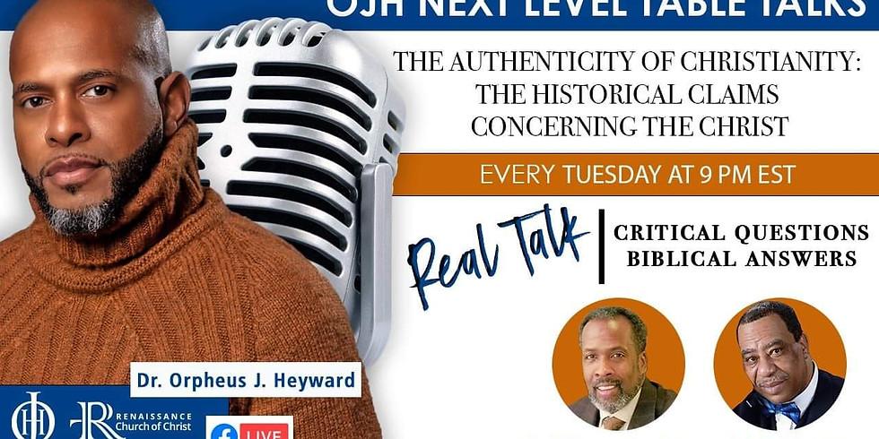 OJH Next Level Table Talks