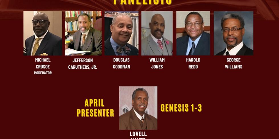 Preacher's Panel Discussion | April 2021