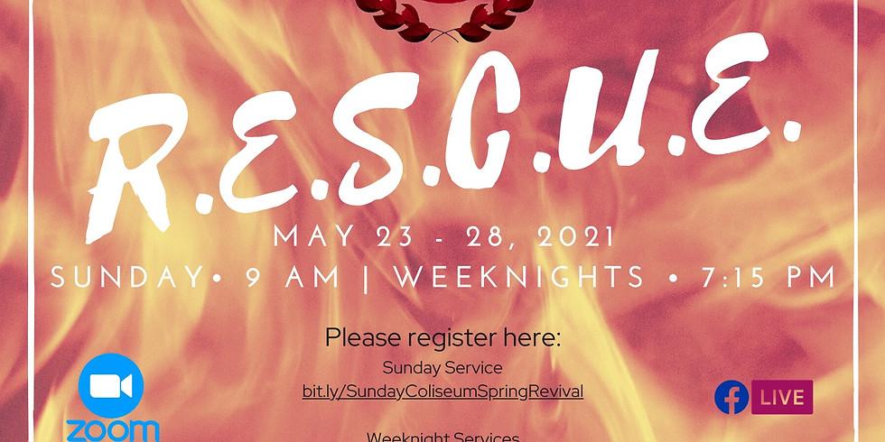 Coliseum Boulevard Church of Christ Virtual Spring Revival