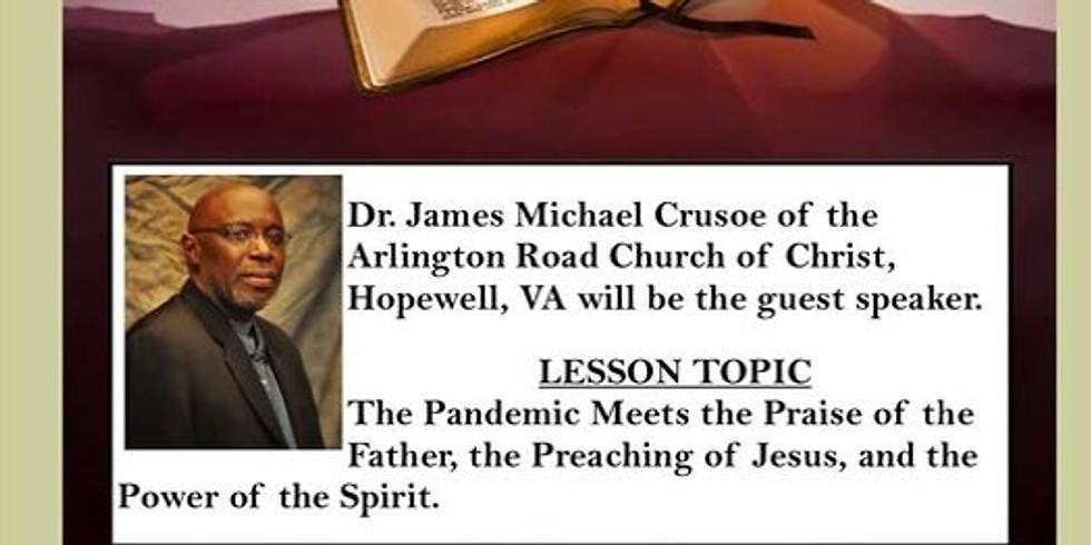 Bible Class w/ Guest Speaker