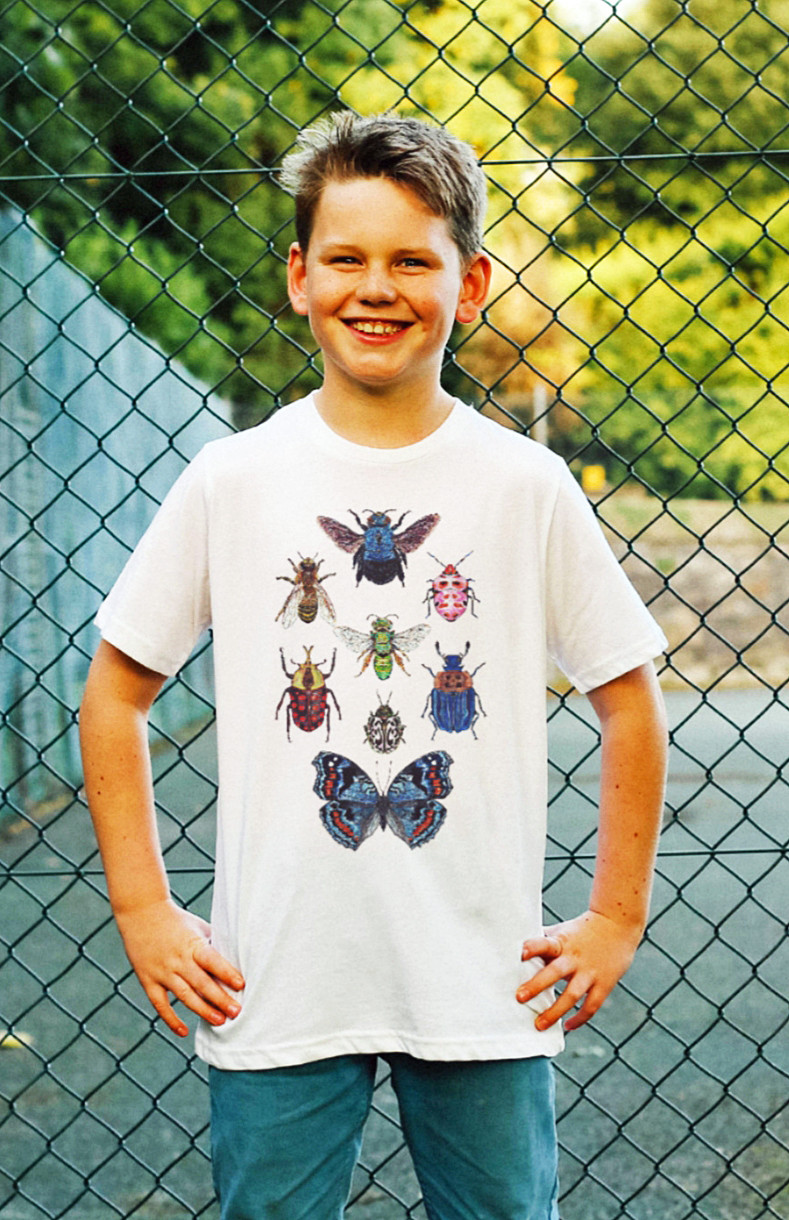 Insect T-shirt for Kids