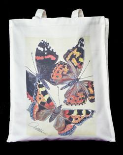 Shopper Butterfly Trio