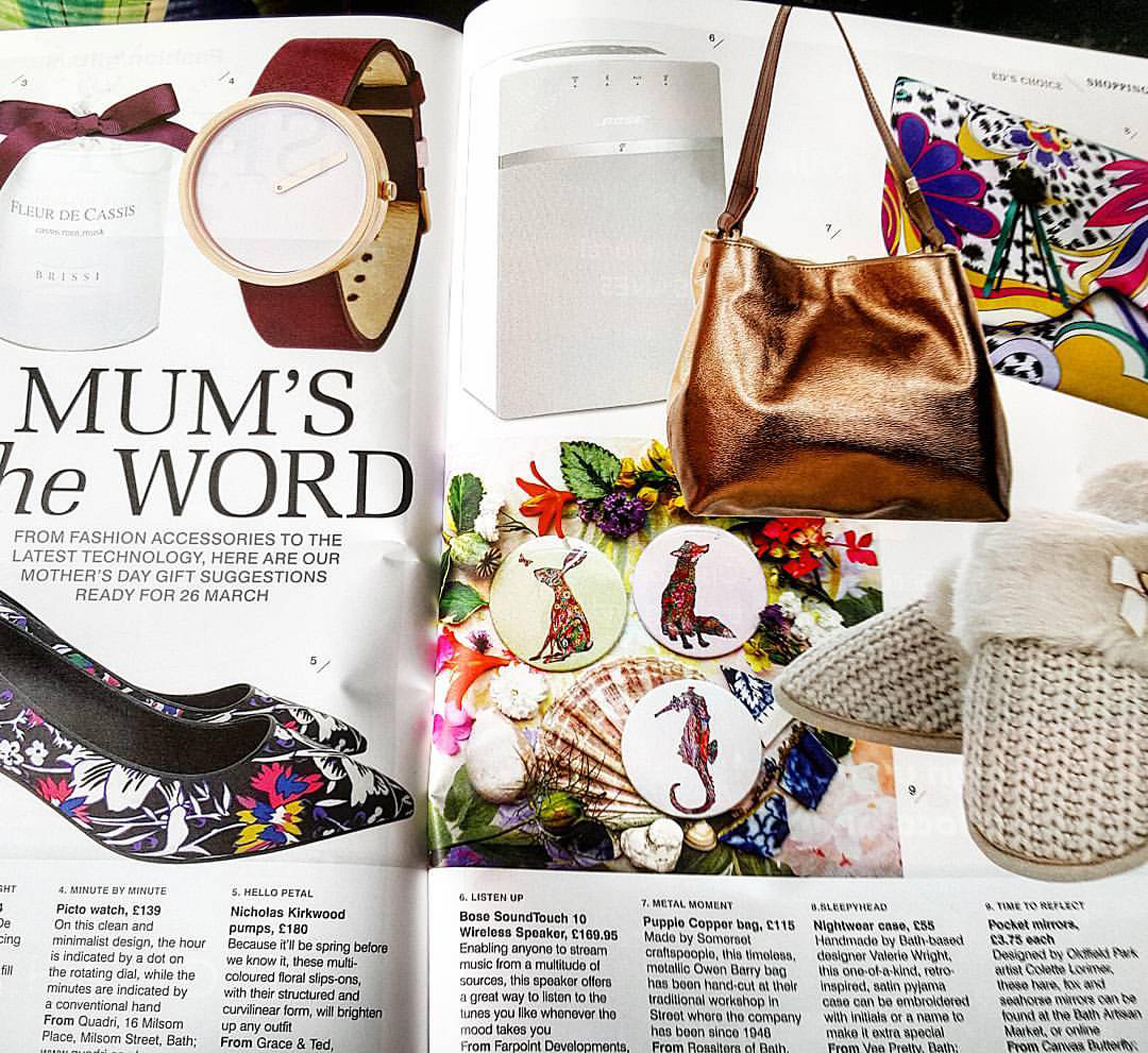 Bath Life Image from magazine