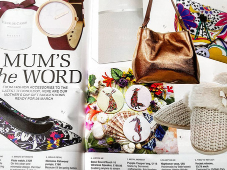 Canvasbutterfly in Mother's Day Gifts Feature - The Bath Life Magazine