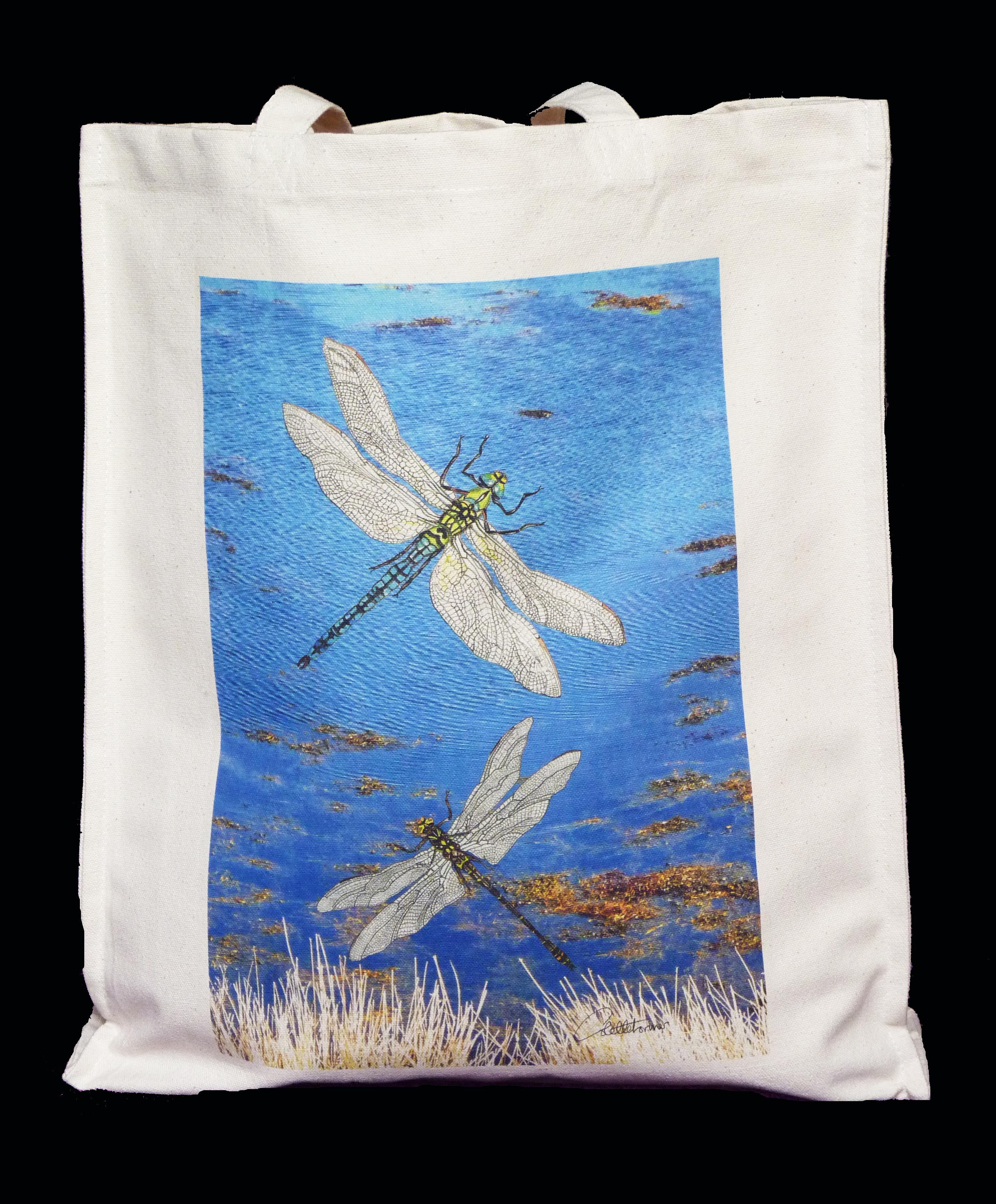 Shopper Dragonfly FRONT