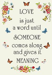 LOVE is Quote Love wording print Love Graphic Product to buy LOVE gift Love anniversary gift Love Wedding gift Love Letter Gift LOVE wall art print