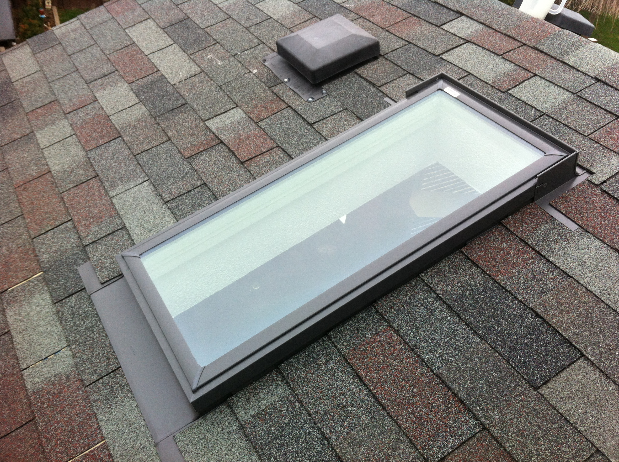 Deck Mount Skylight