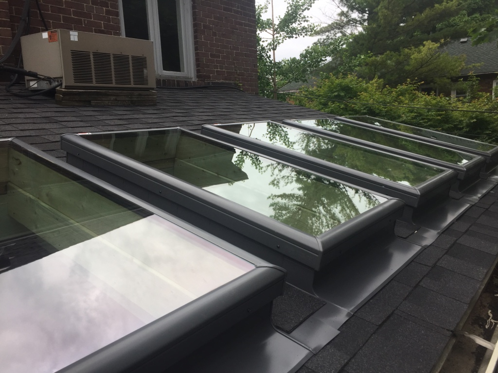 Toronto Skylight Repair
