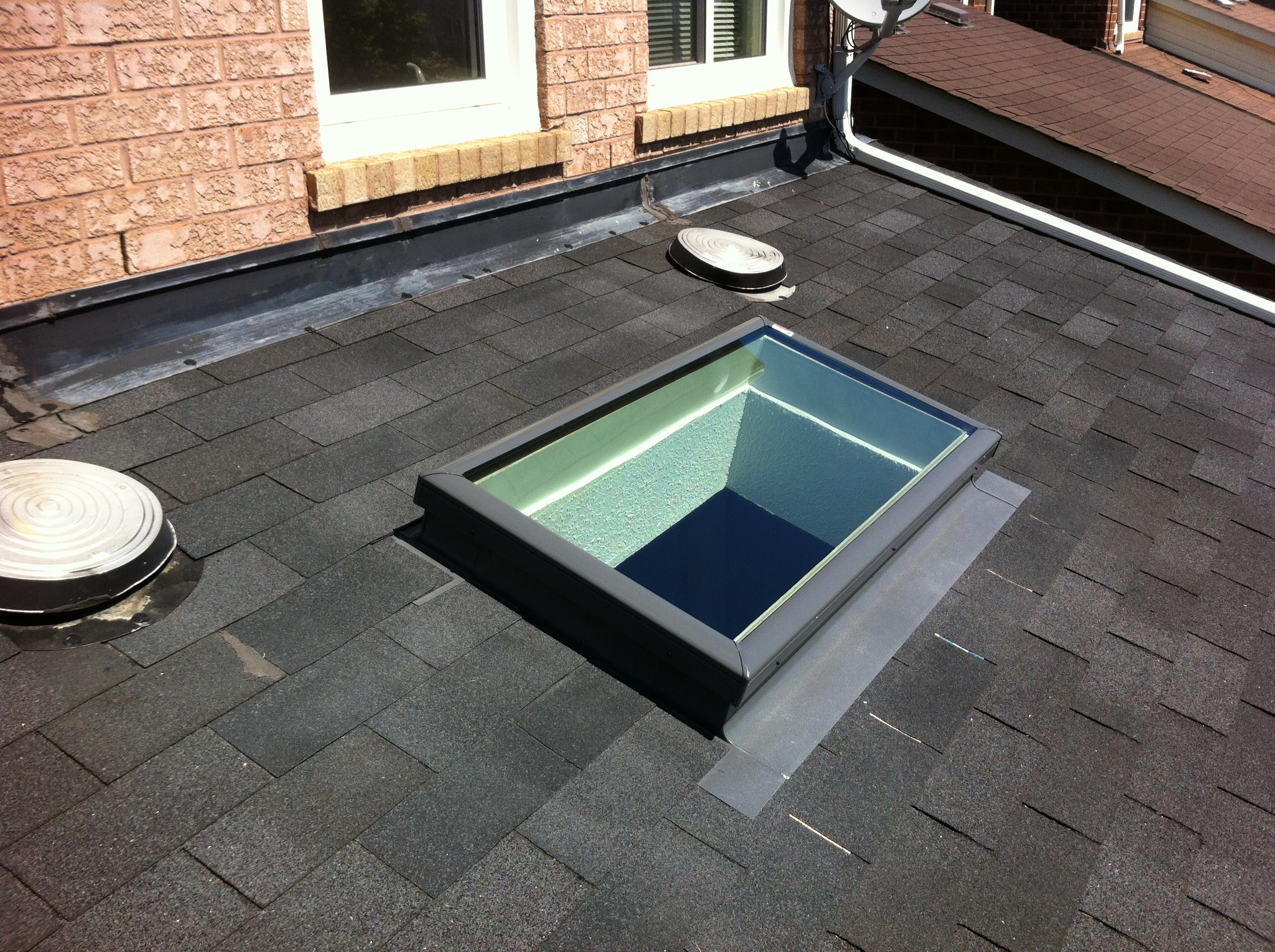 Brampton Skylight Replacement