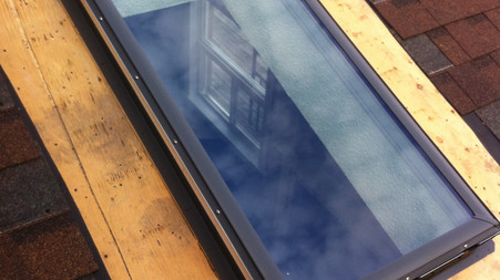 Skylight Replacement (Whitby)