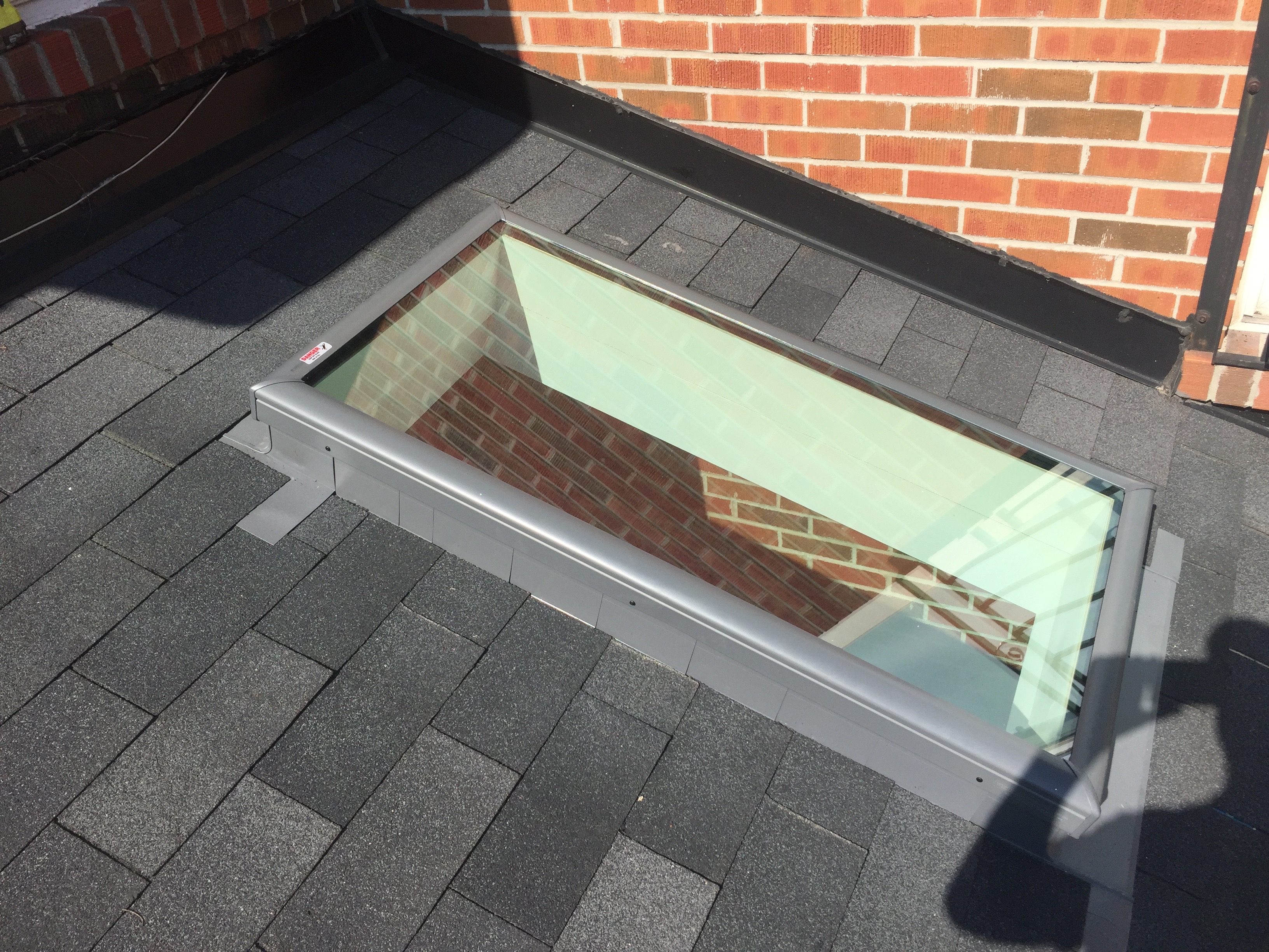 Oshwa Skylight Repair