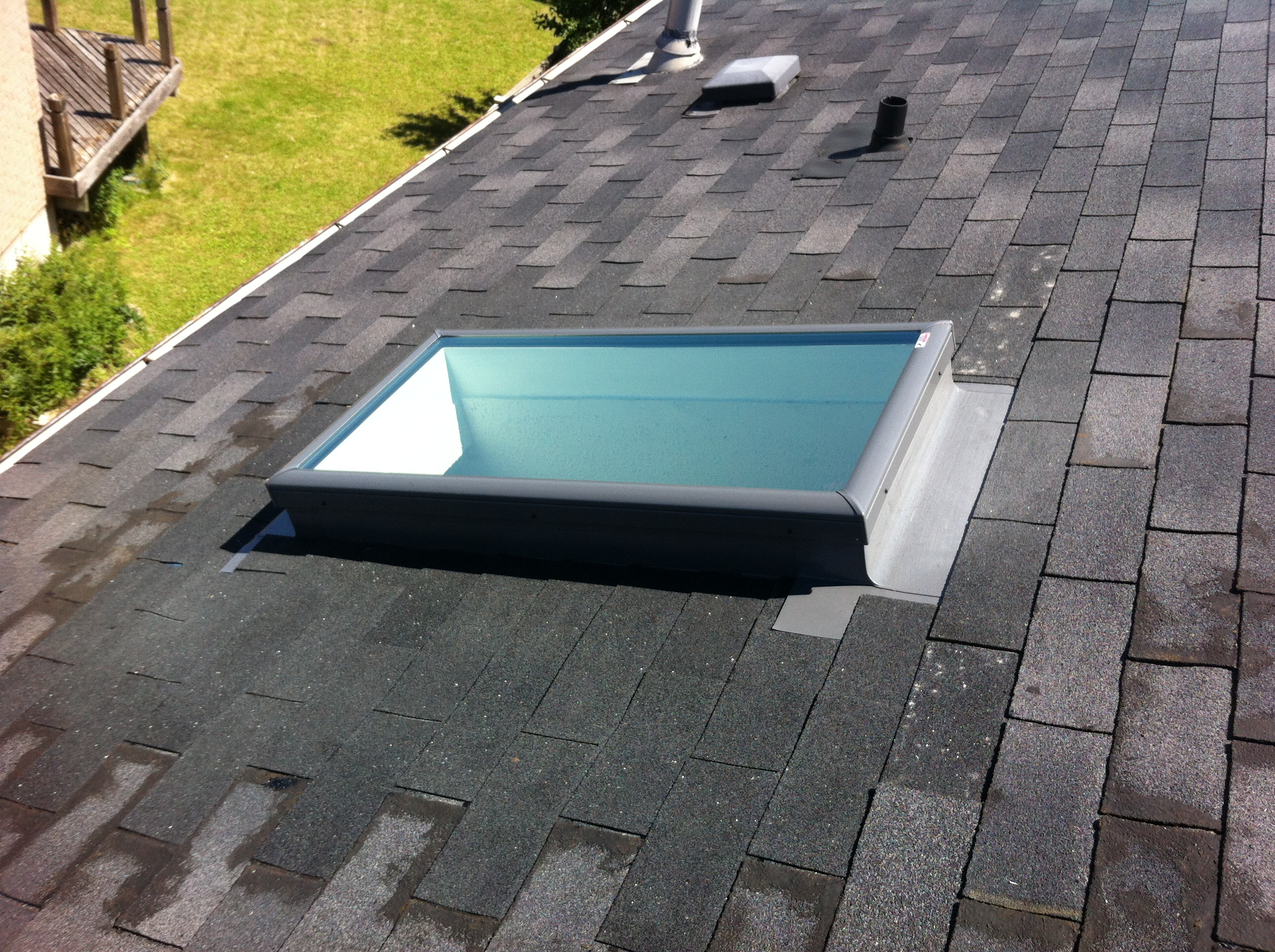 Velux Curb Mount Skylight