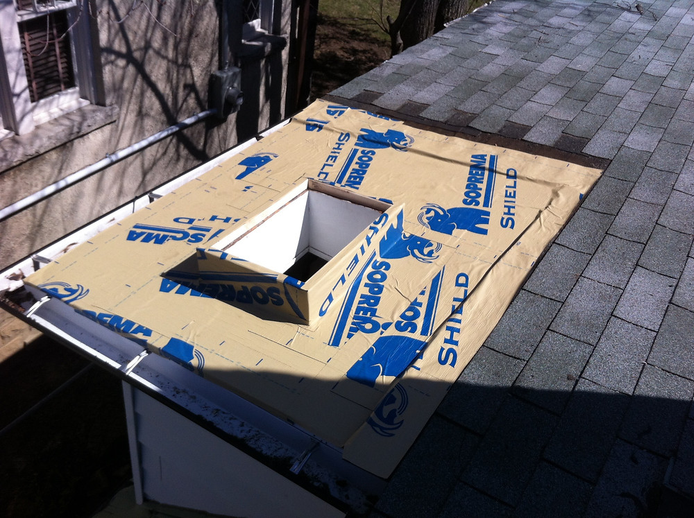 Toronto Skylight Replacement, Moore Skylights Inc., Toronto Skylight Repair, Skylight Replacement, Ice and Water Membrane, High Grade Membrane