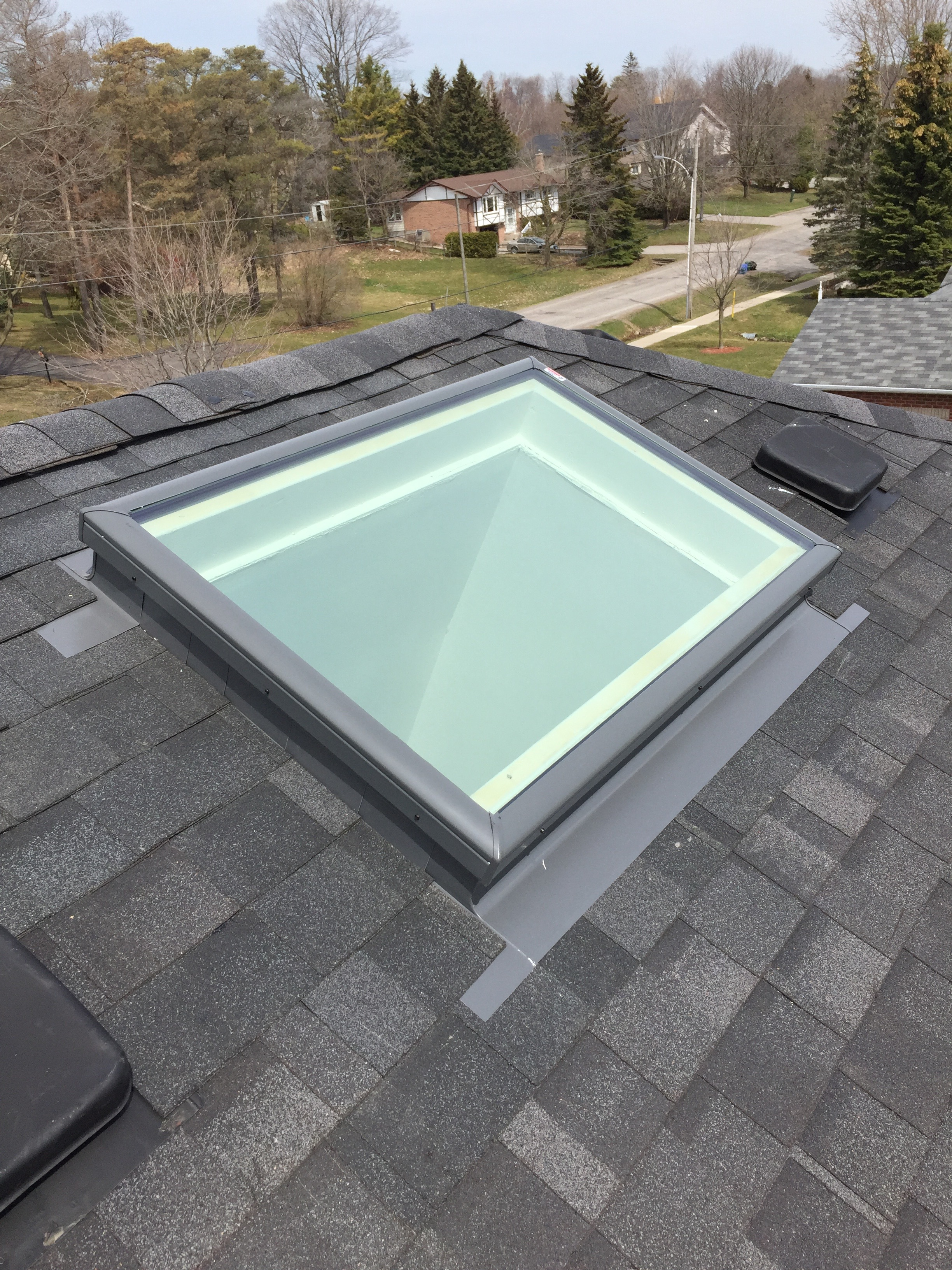 Courtice Skylight Repair