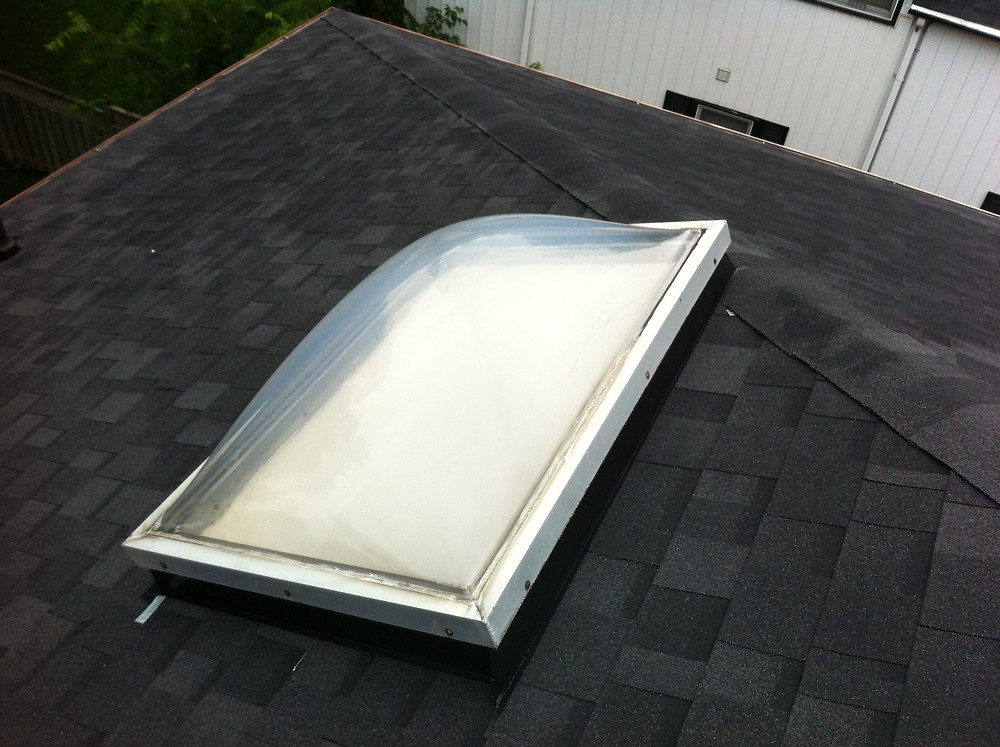 Plastic Dome Skylight