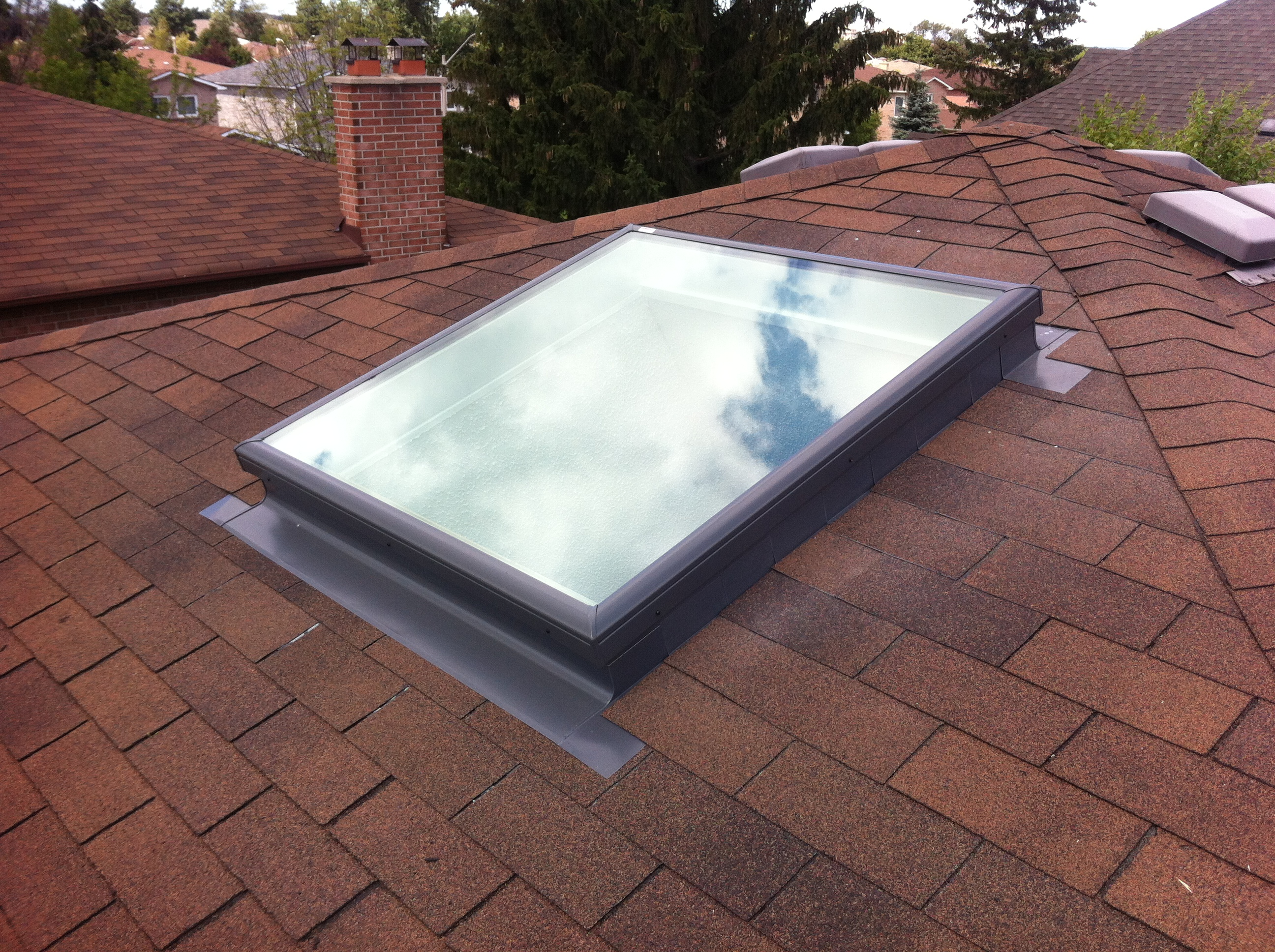Velux FCM 4646 Curb Mount Skylight