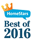 HomeStars Best of 2016 Moore Skylights Inc. Toronto