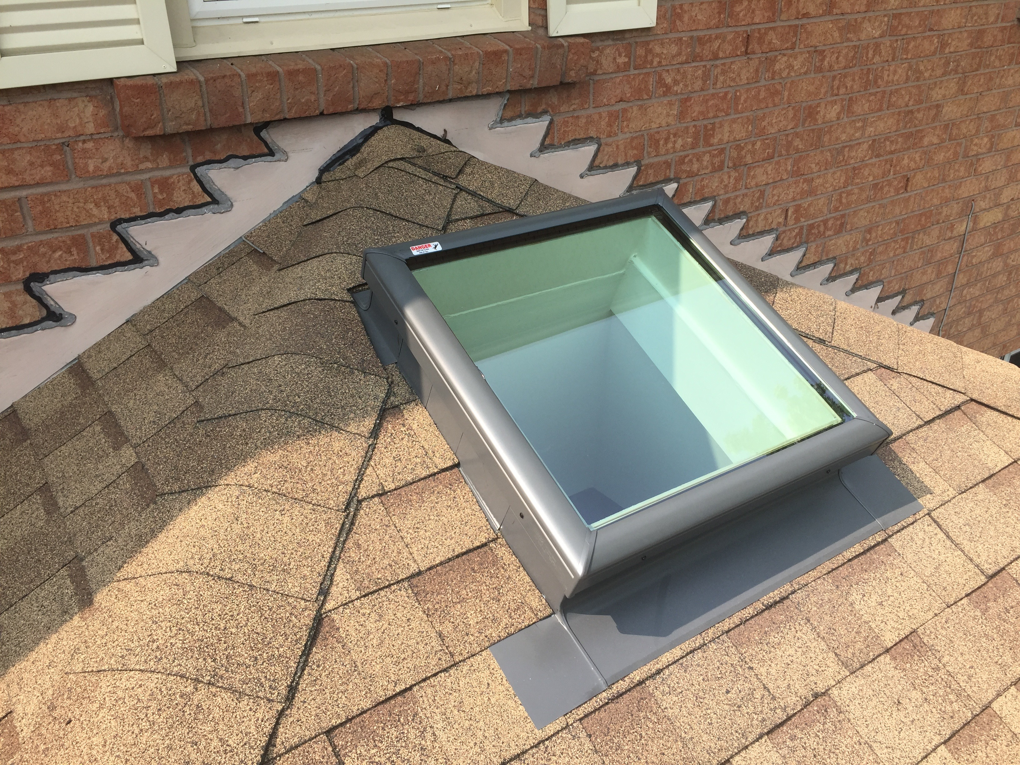 Cobourg Skylight Repair