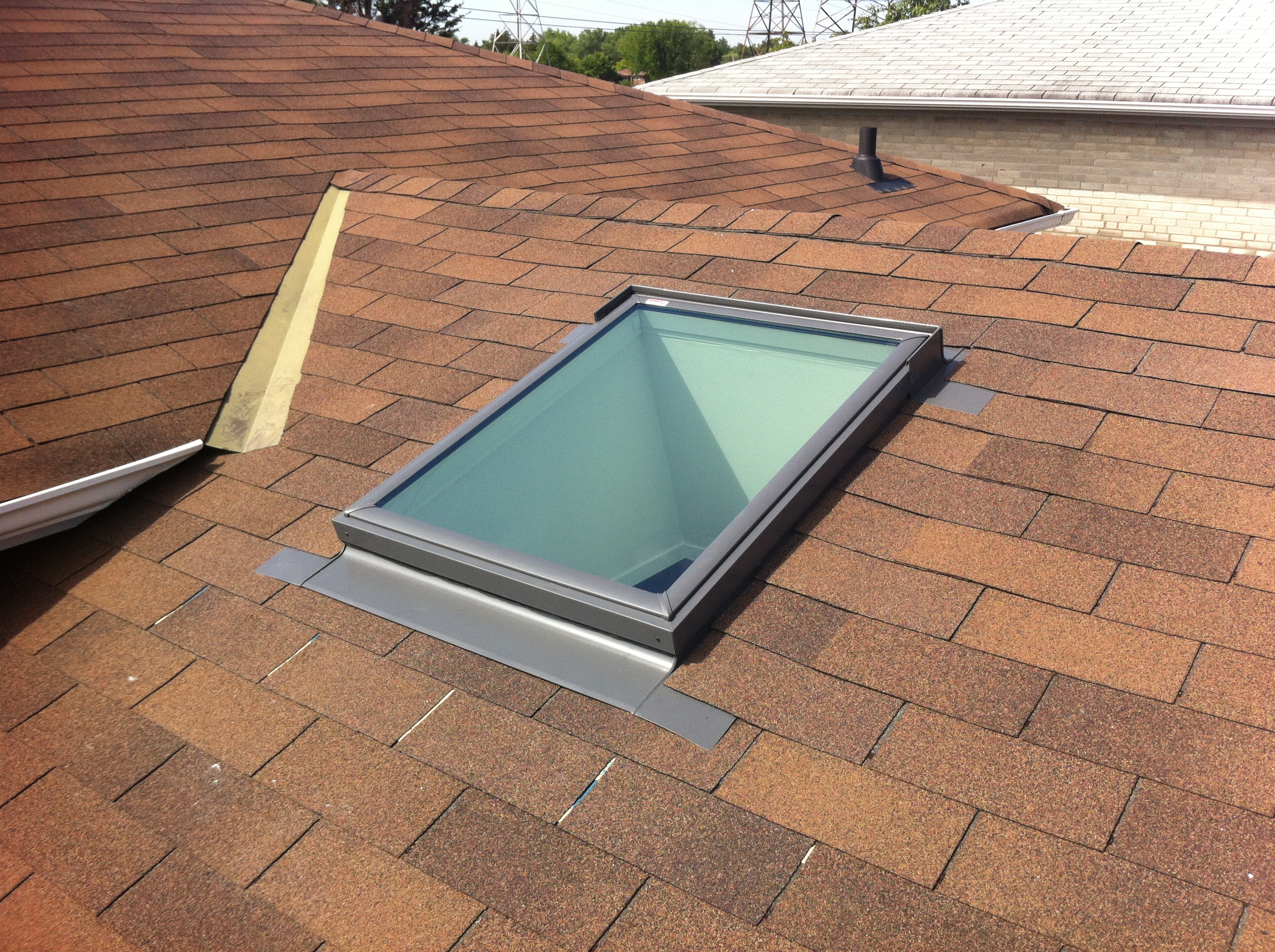 Deck Mount Velux