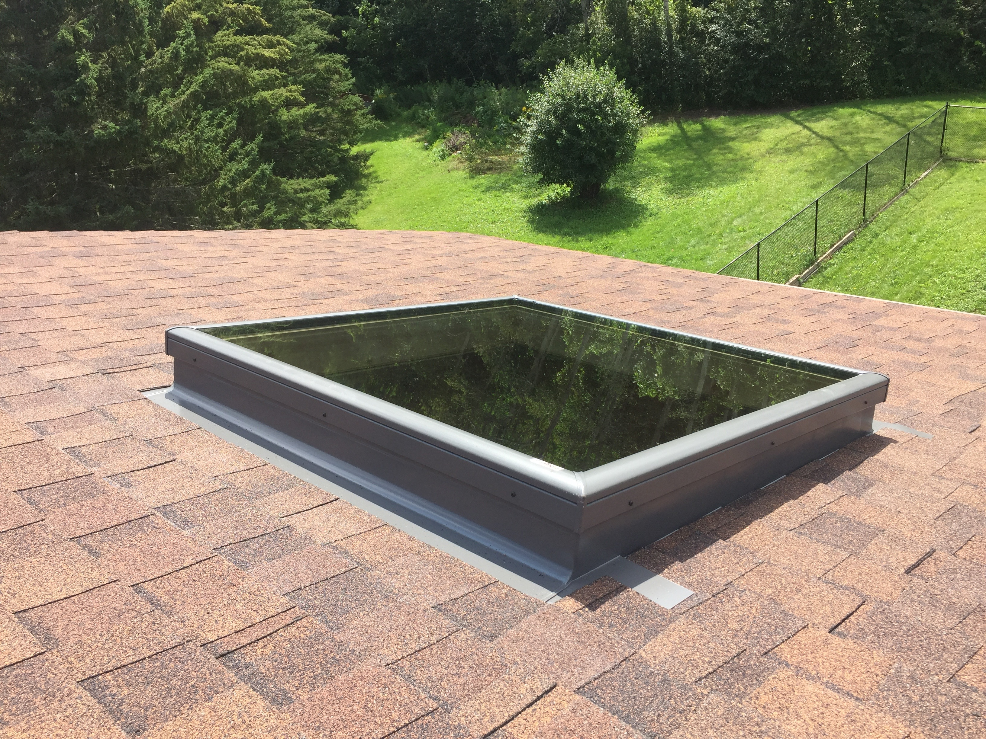 Pickering Skylight Repair