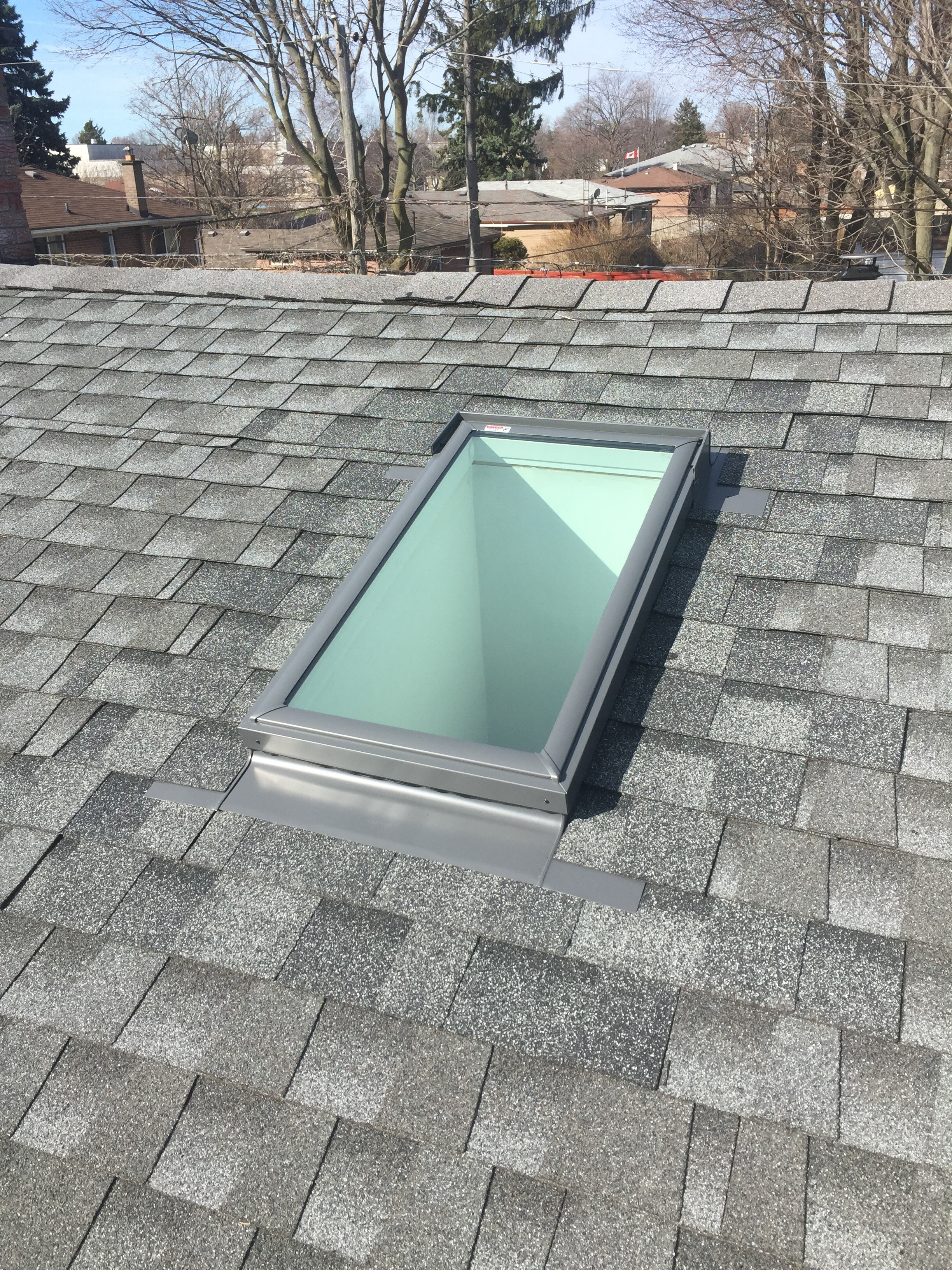 Skylight Repair Cobourg