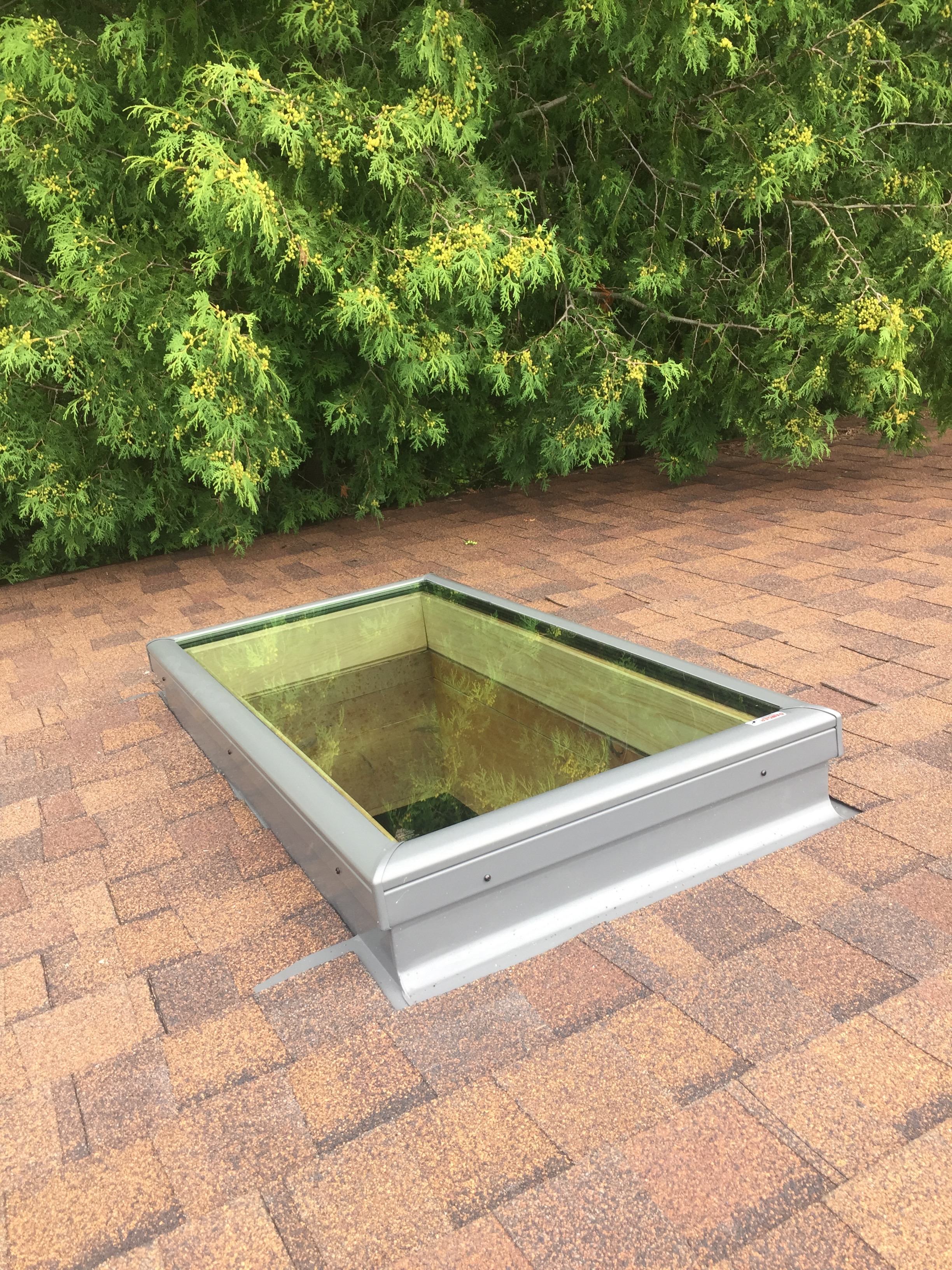 New Castle Skylight Repair