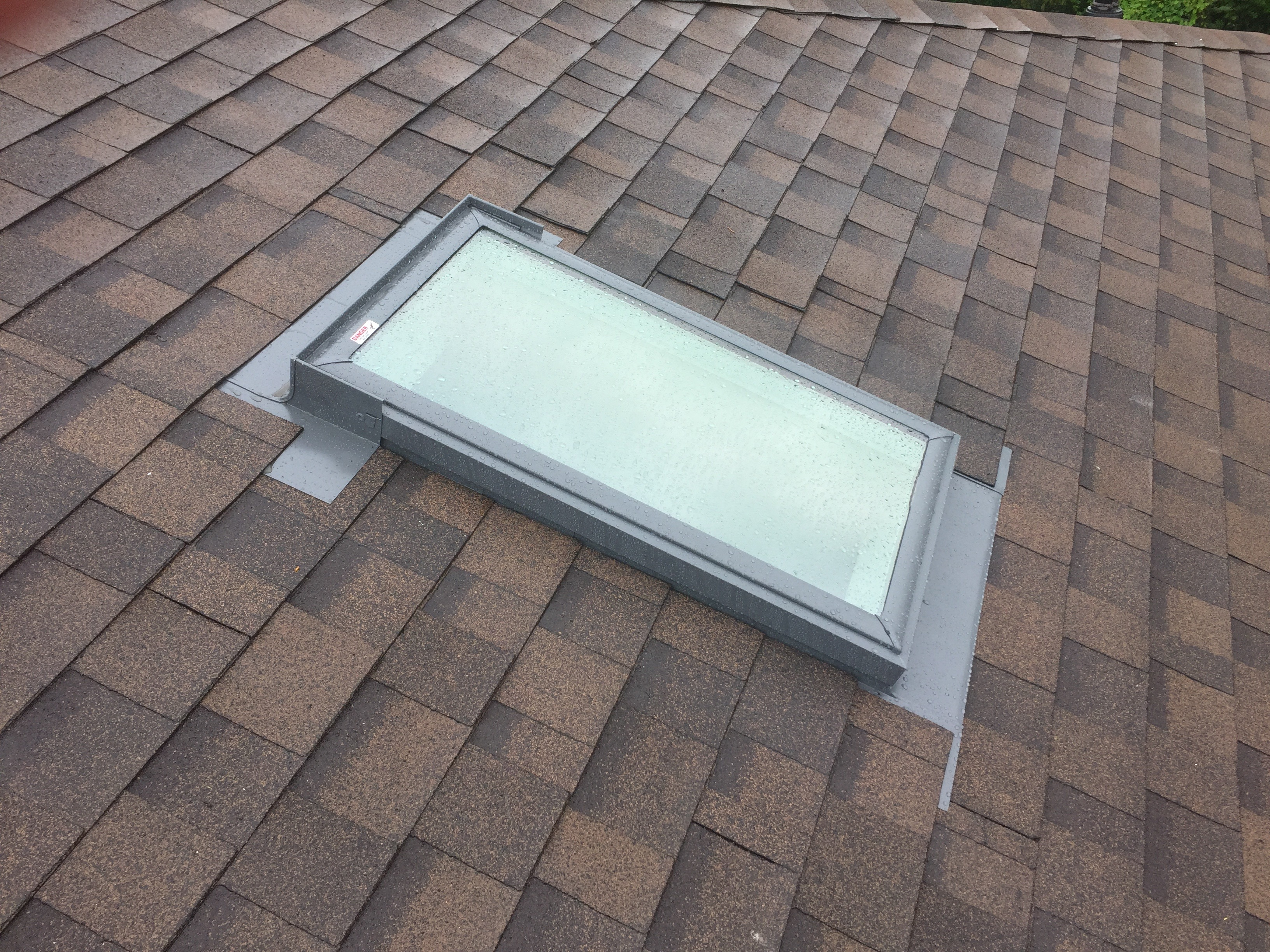 Port Hope Skylight Repair