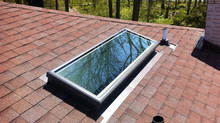 (Before & After) Skylight Repair Toronto