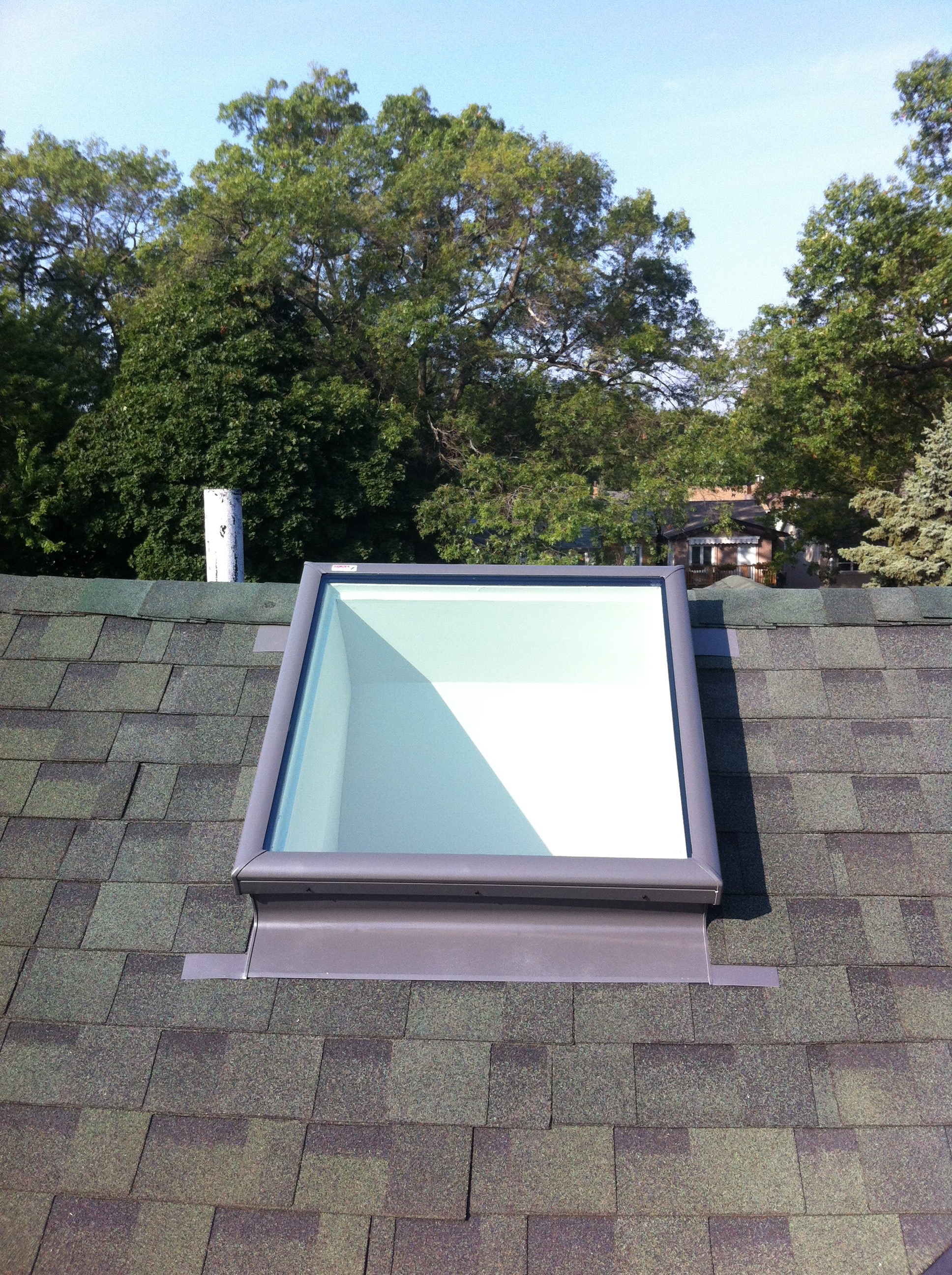 Ajax Skylight Replacement