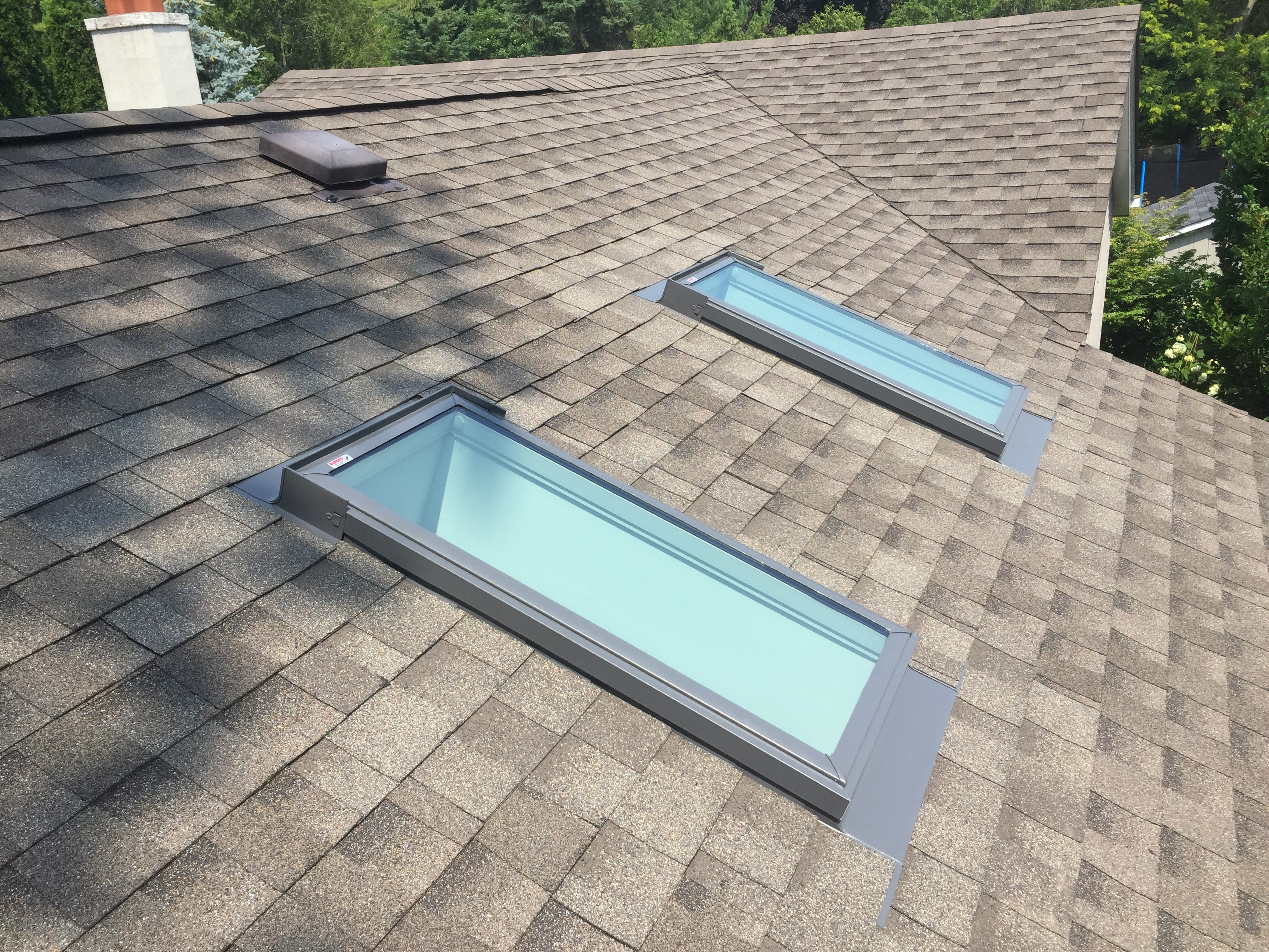 Port Hope Skylight Replacement