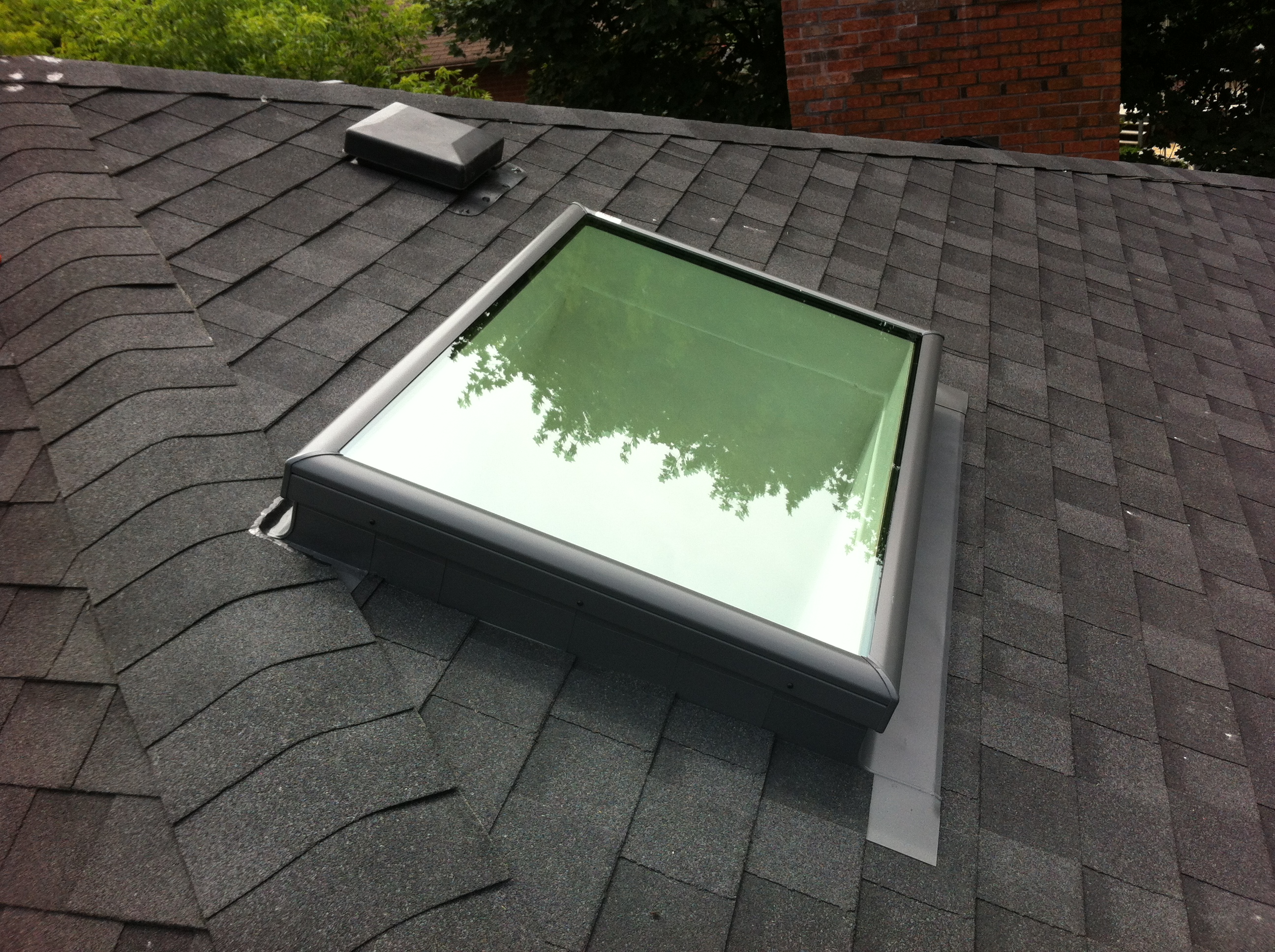 Velux Curb Mount
