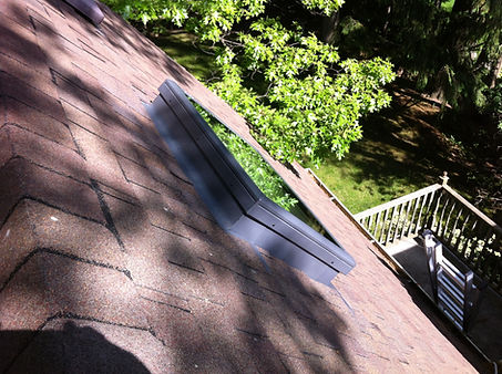 Velux Curb Mount FCM2246, Toronto Skylight Replacement, Toronto Skylight Repair