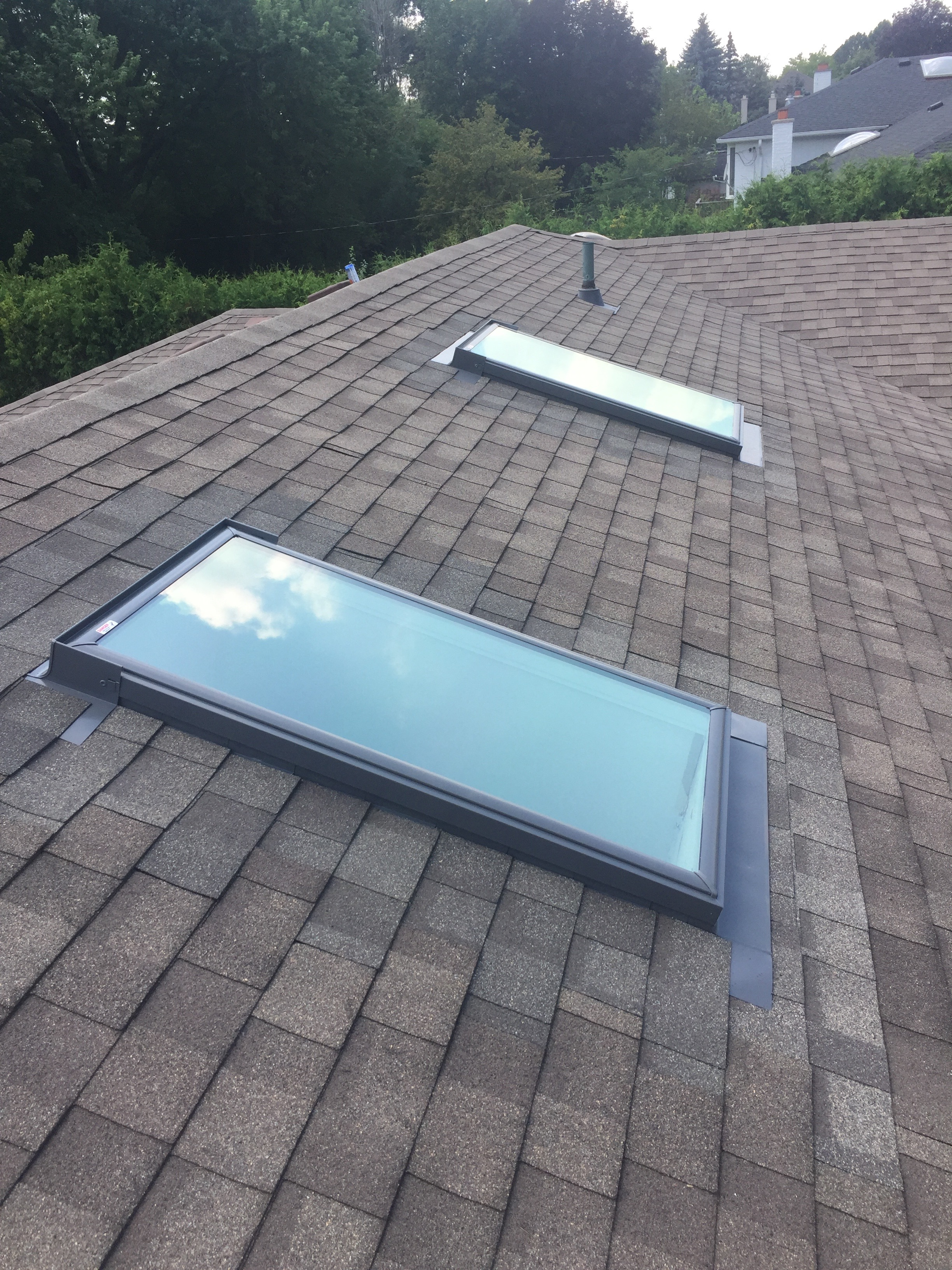 New Castle Skylights