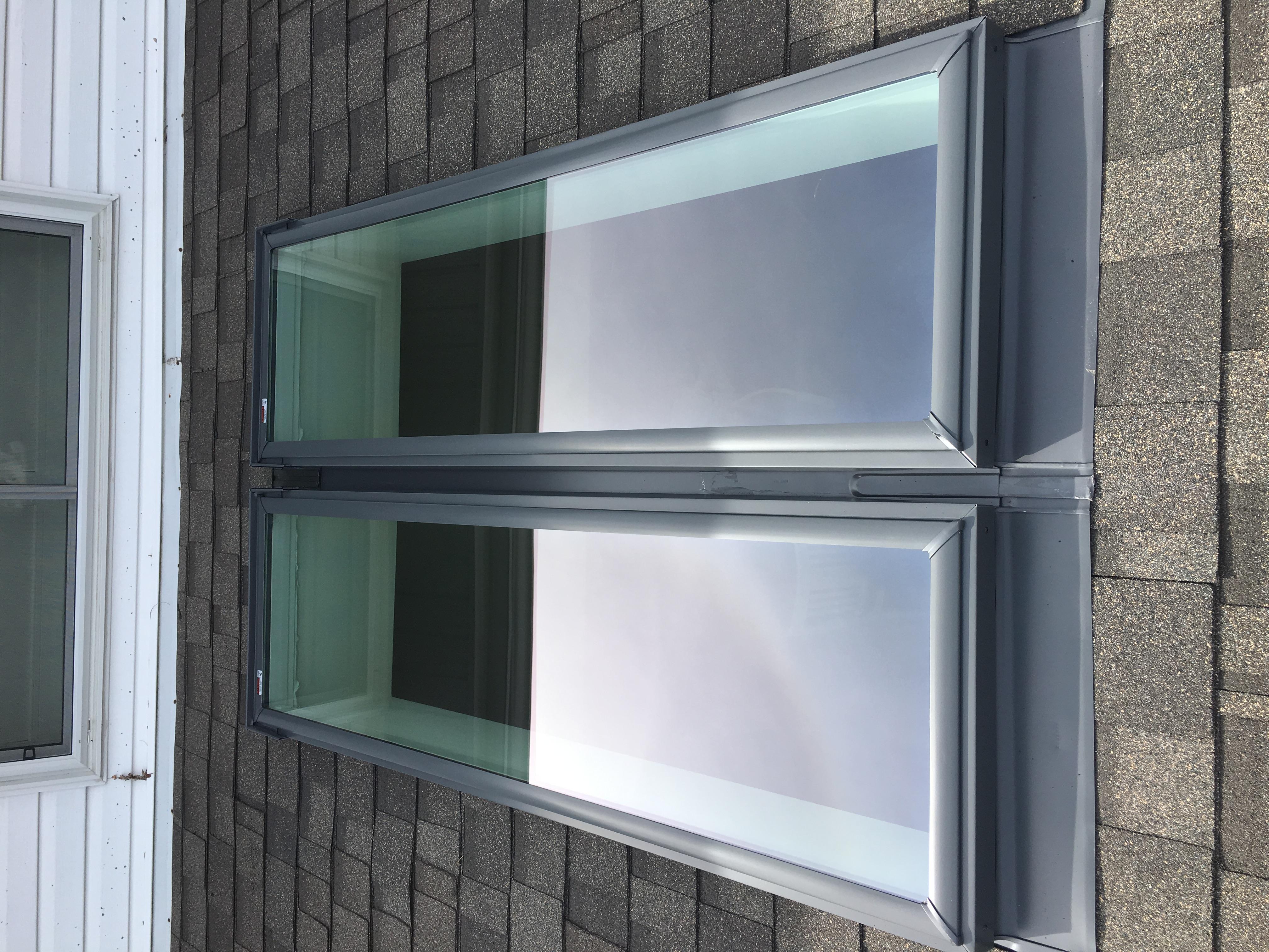 Ajax Skylight Repair