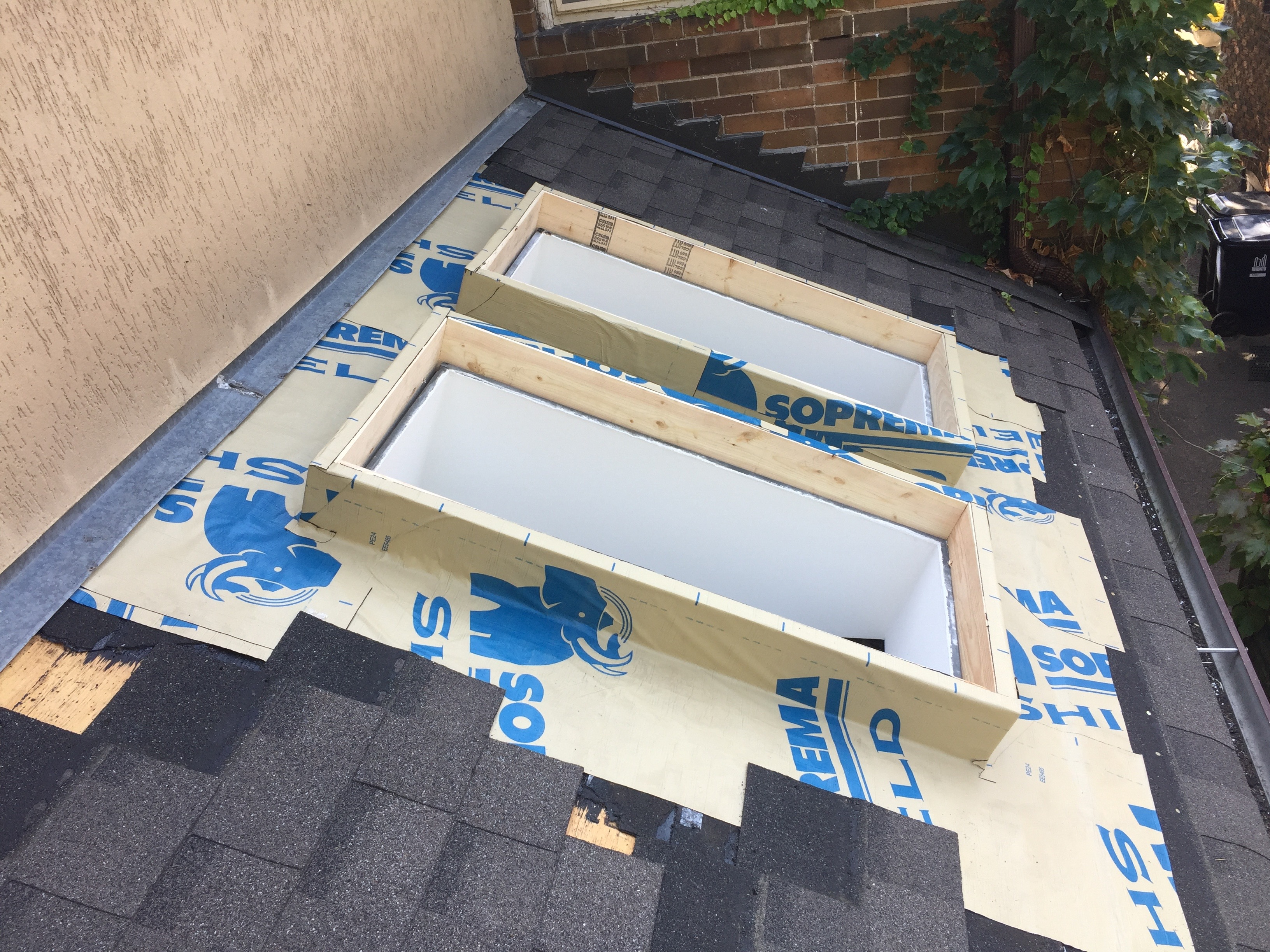 Ajax Skylight Repair
