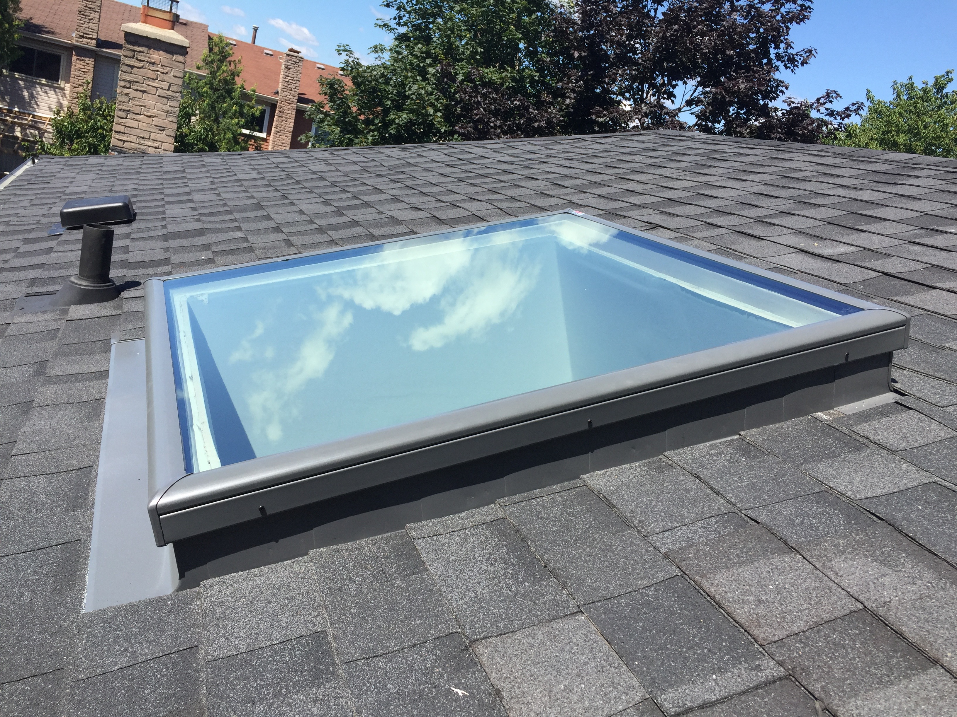 Pickering Skylight Replacement