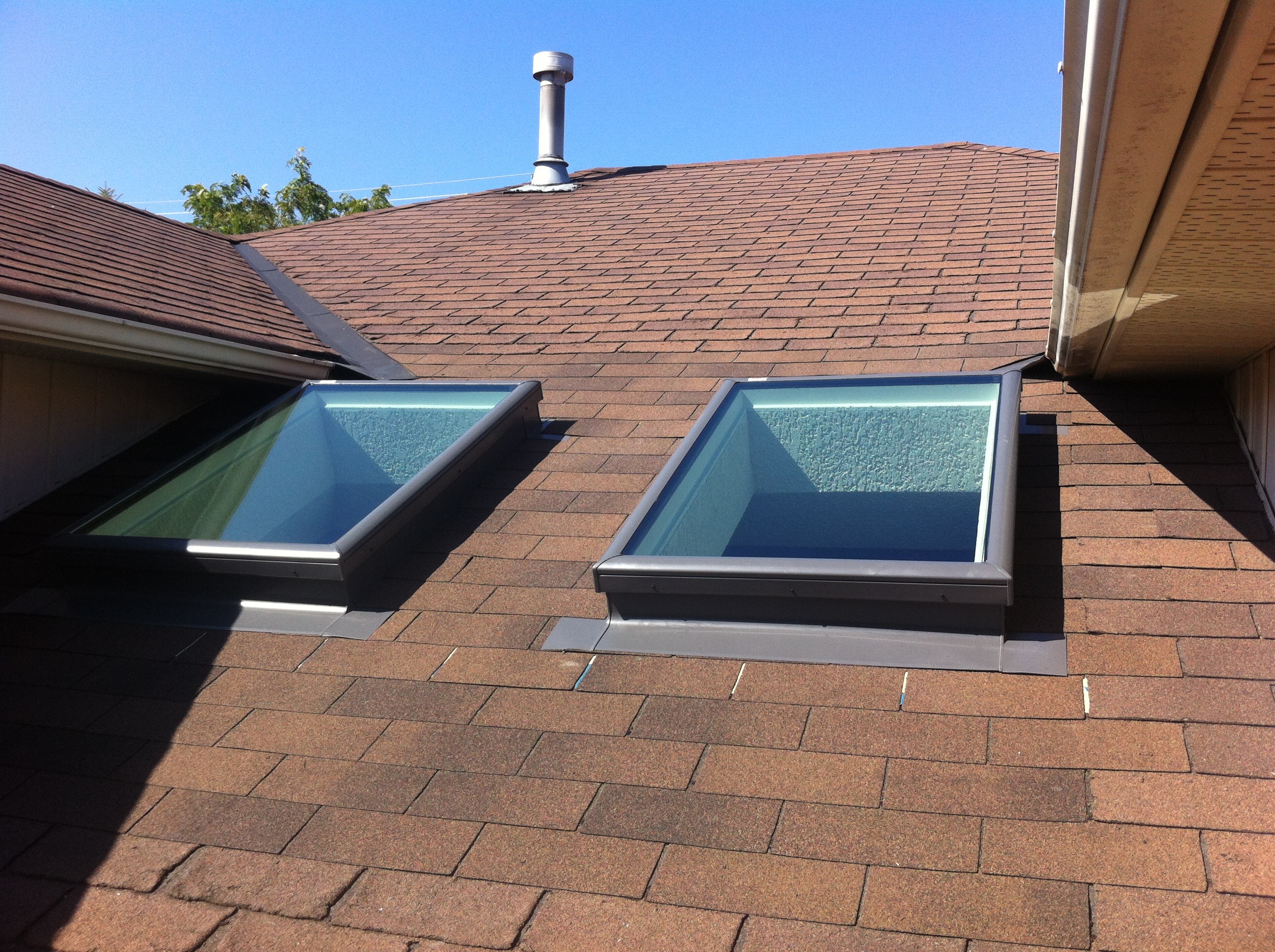 Whitby Skylight Repair
