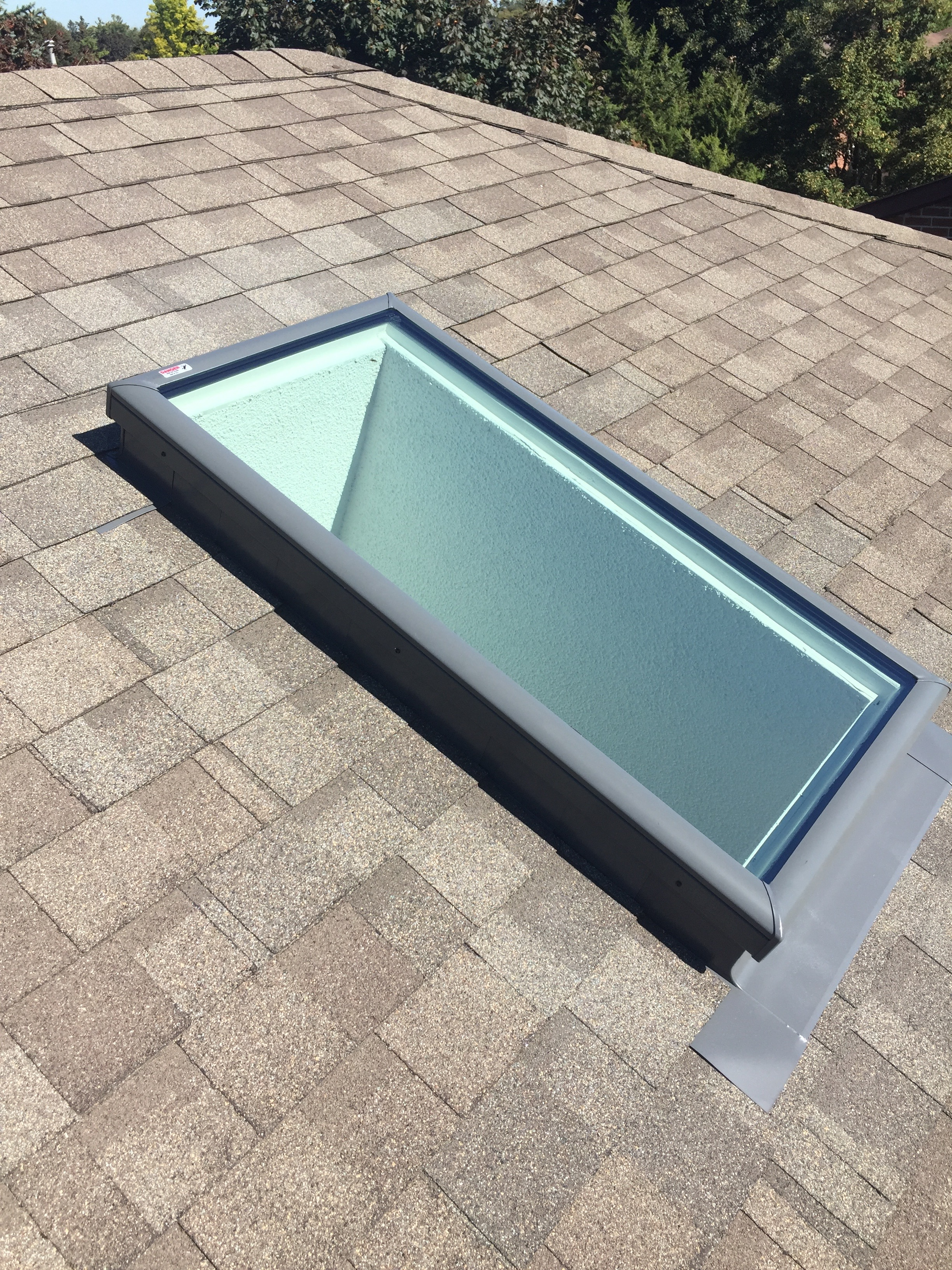 Oshawa Skylight Replacement