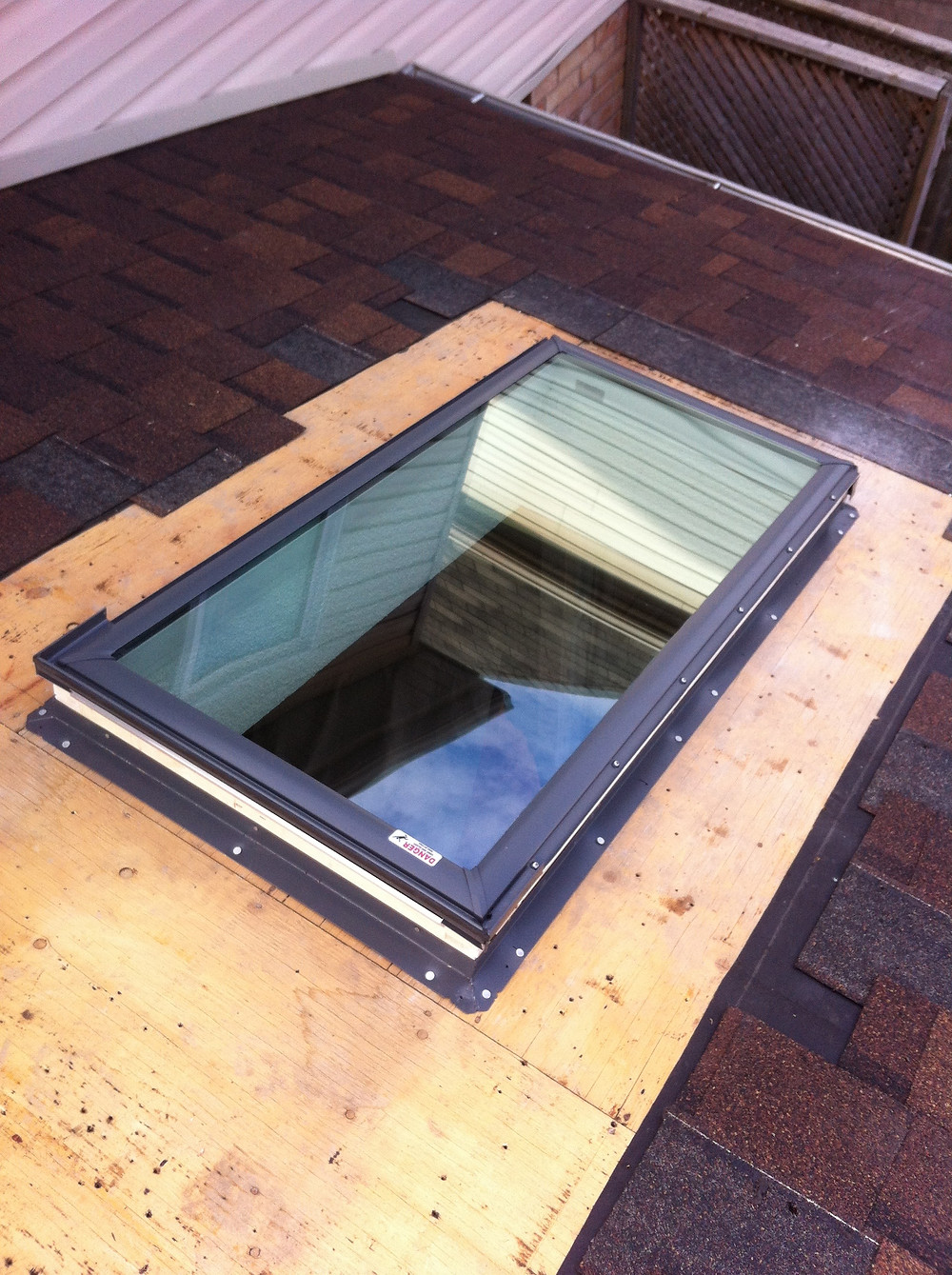 Whitby Skylight Replacement, Moore Skylights Inc.