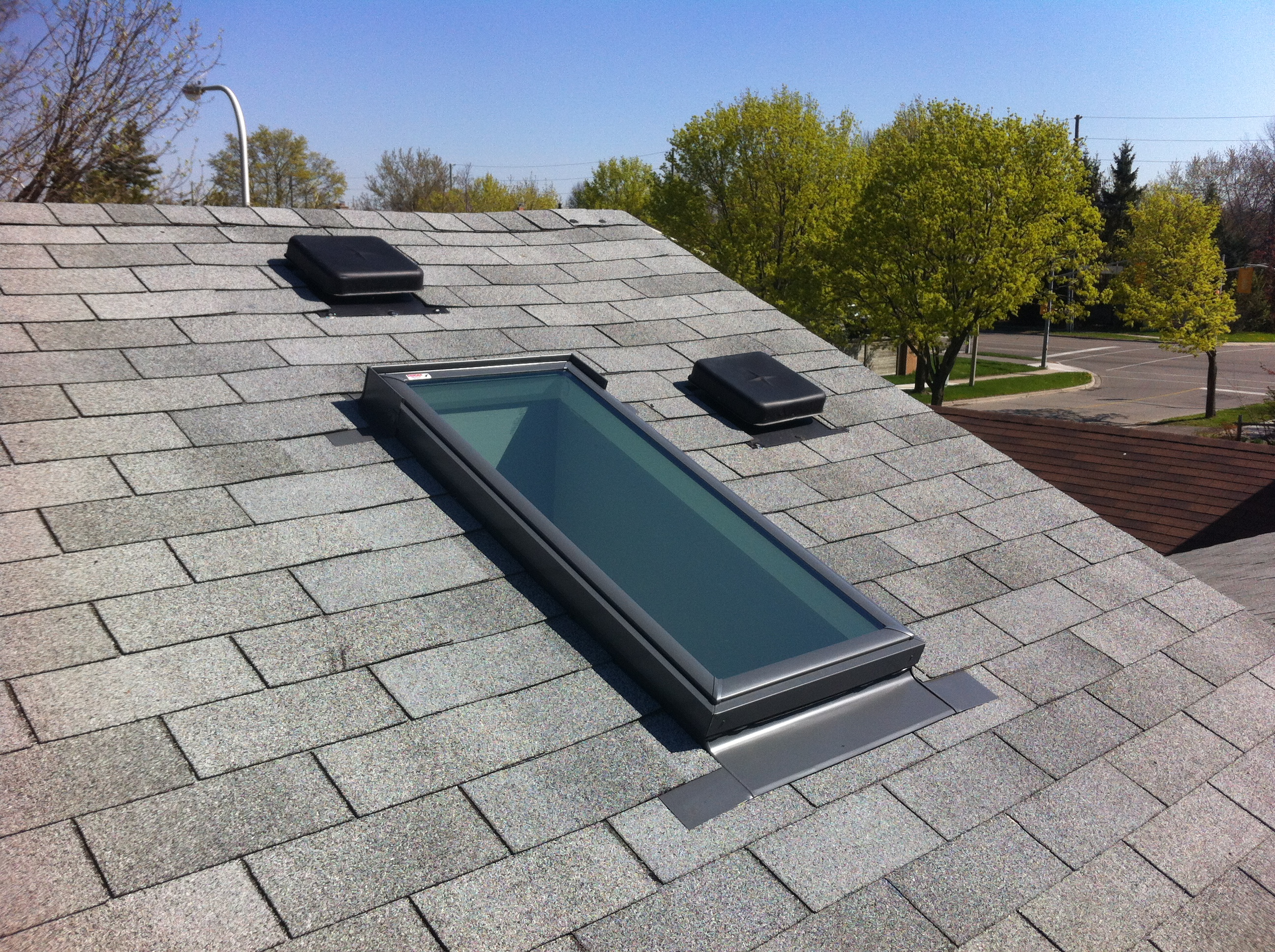Velux Skylight - Roof Work