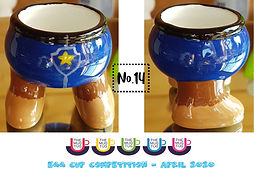 Number 14 - Egg Cup Competition - The Mu