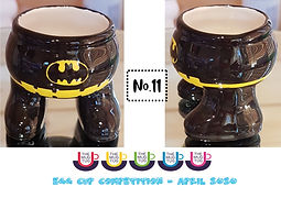 Number 11 - Egg Cup Competition - The Mu