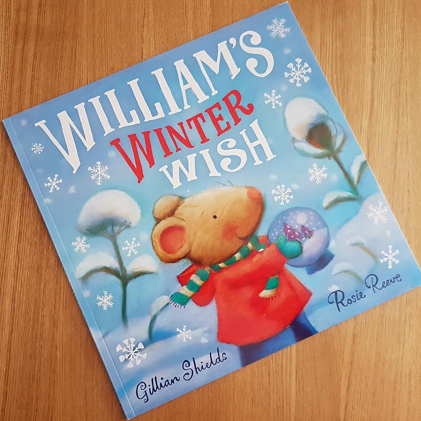 Tots, Pots & Tales - Williams Winter Wish - PM Session