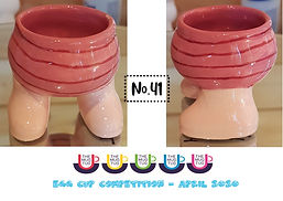 Number 41 - Egg Cup Competition - The Mu