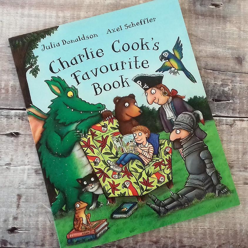 Tots, Pots & Tales - Charlie Cook's Favourite Book