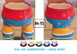 Number 35 - Egg Cup Competition - The Mu