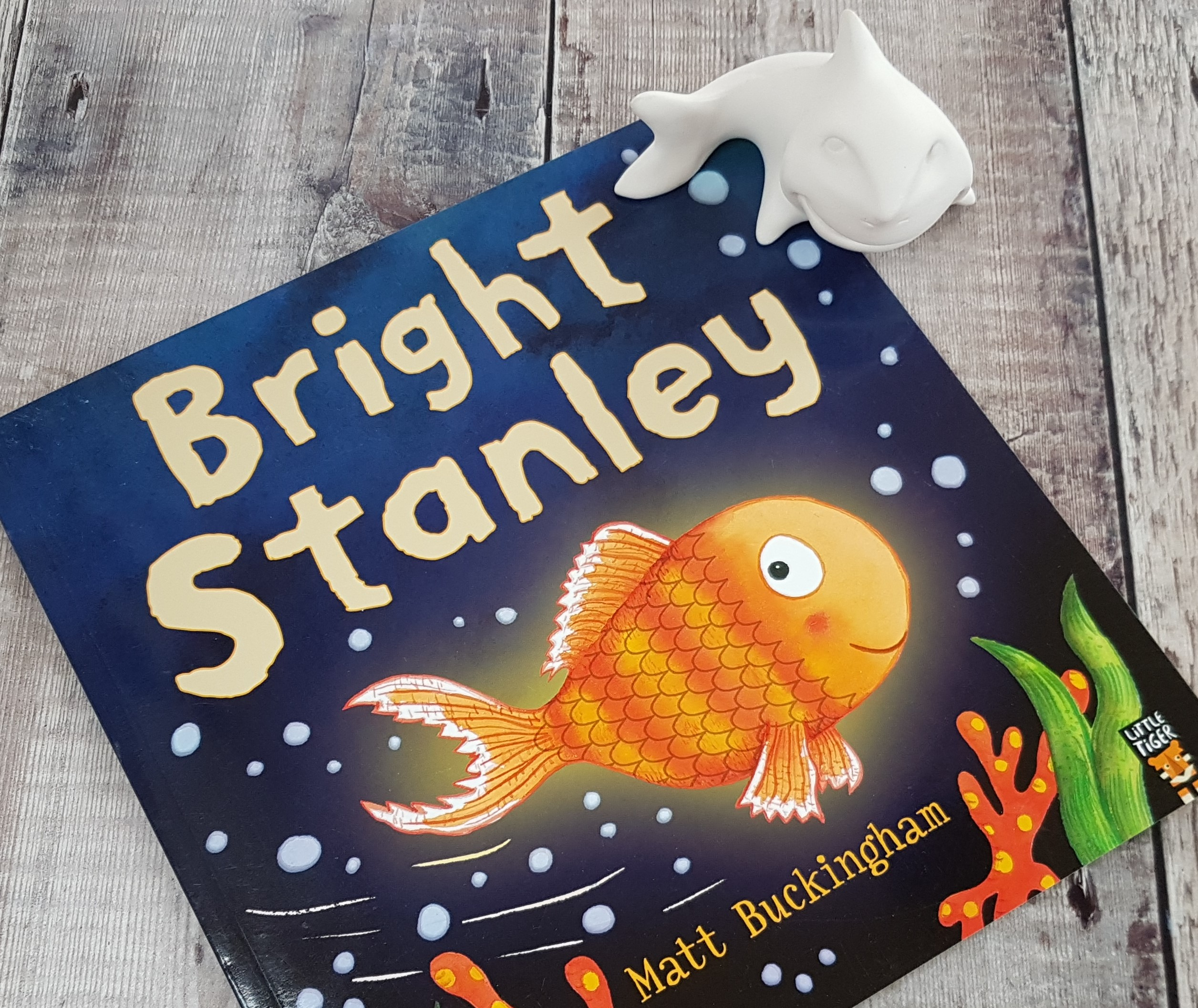 Tots, Pots & Tales - Bright Stanley - AM Session