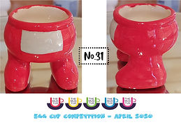 Number 31 - Egg Cup Competition - The Mu