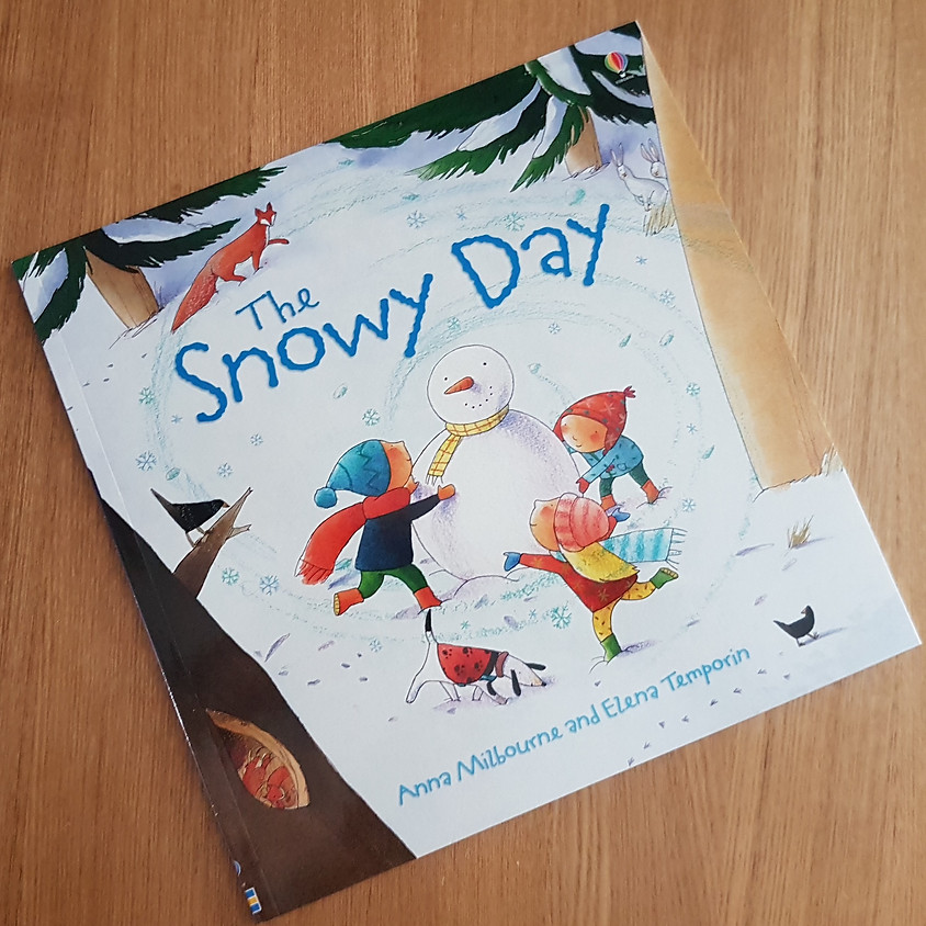 Tots, Pots & Tales - The Snowy Day - PM Session